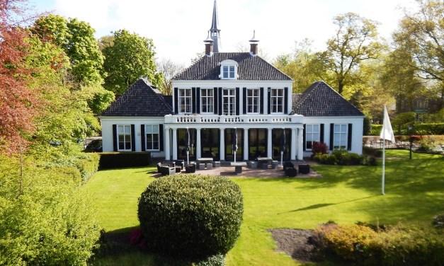 Sixth location Zein International Childcare in Voorburgs' best known monumental building