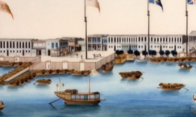 'Chinese Export Paintings' by Marie Claire Valck Lucassen