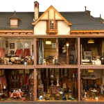 The world behind a dolls house