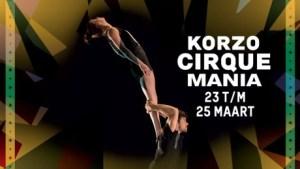 Korzo: Cirque Mania @ Korzo