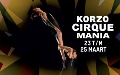 Korzo: Cirque Mania