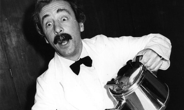 Fawlty Towers: live playreading