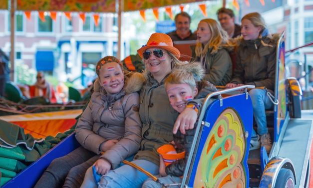 Kings Day The Hague