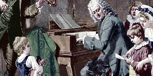 Bach on Friday: Gramophone Award winner Fabio Bonizzoni