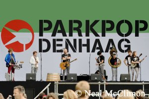 Parkpop Weekend 2018 @ Zuiderpark and city centre