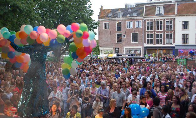 Leiden Cloth festivals (Lakenfeesten)