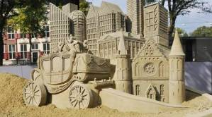 World Championship Sand Sculpting 2018 @ Lange Voorhout