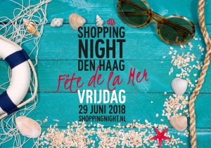 ShoppingNight The Hague - with a French touch!