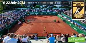 The Hague Open Tennis Tournament 2018 @ Mets Tennis Courts