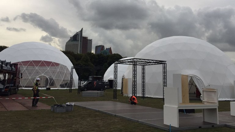 Local Action Group Stop Subsidy for Shell at Generation Discover Festival