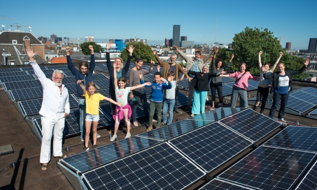 PAARD goes Solar thanks to forward-thinking community efforts