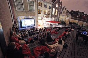 Open Air Cinema in The Hague @ Humanity House
