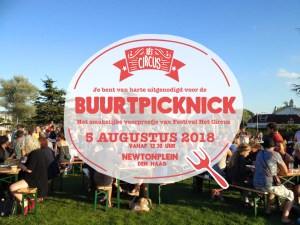 Biggest Neighborhood Picnic in Europe comes to Newtonplein The Hague @ Newtonplein