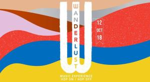 Wanderlust 2018: A Hop On/Hop Off Music Experience @ Zuiderstrand