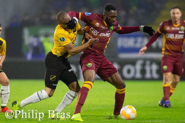 ADO Earn a Good Point at NAC Breda
