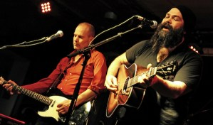 Cam Penner & Jon Wood at Acoustic Alley @ Theater In de Steeg