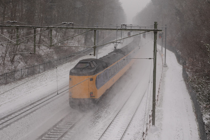 Code Yellow: Heavy Snow Warning Wednesday 30