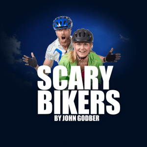 Scary Bikers: Queen's English Theatre Company