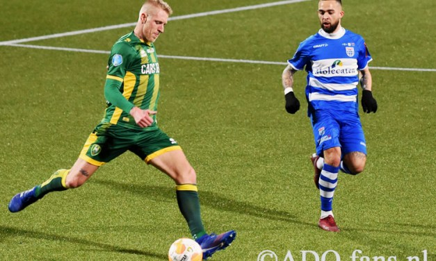 ADO Get Vital Win Against PEC Zwolle