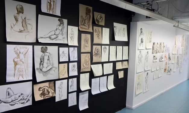 Model Drawings Exhibition