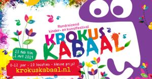 Krokus Kabaal: Children's Theatre and Arts Festival