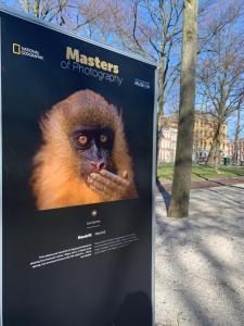 NatGeo Photo Exhibition at Lange Voorhout