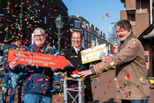 Duinoord Residents Receive €30,000 for Neighbourhood Improvements