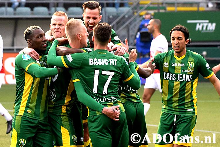 Ado Thrash Fc Utrecht 5 0 At Home The Hague Online