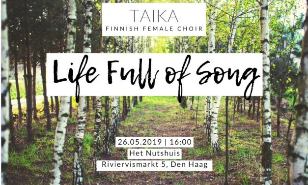 TAIKA: Life Full of Song Summer Concert