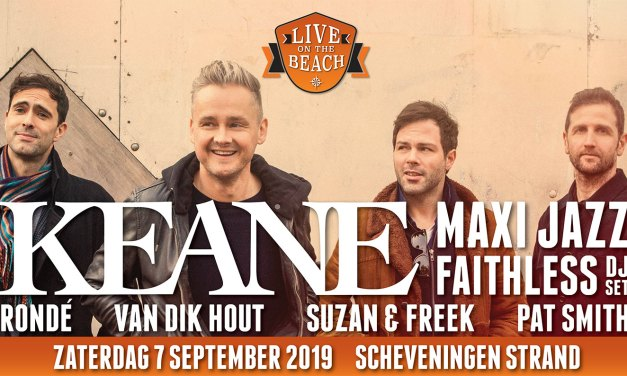 Live on the Beach feat. KEANE
