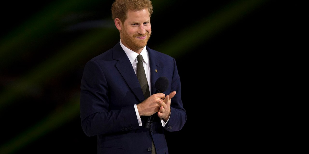 Prince Harry to visit The Hague next week