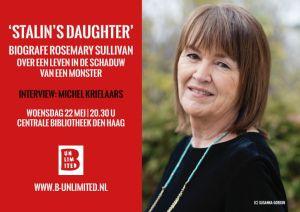 Canadian Biographer Rosemary Sullivan on 'Stalin's Daughter'