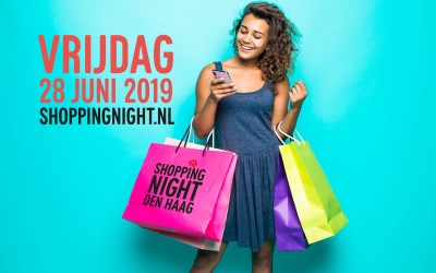 ShoppingNight 2019 in The Hague