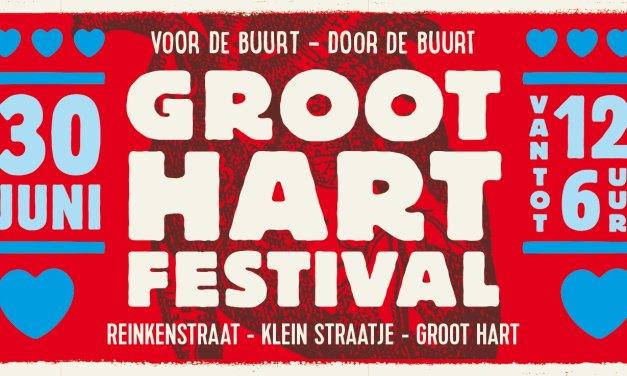 Groot Hart Festival on the Reinkenstraat