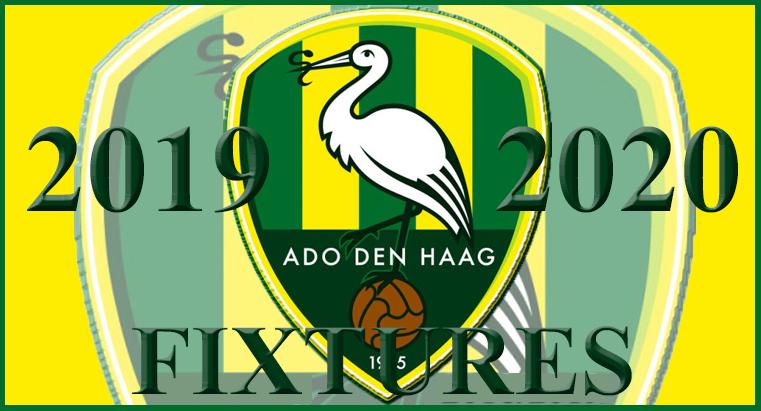 ADO Home Fixtures Announced for 19/20 Season