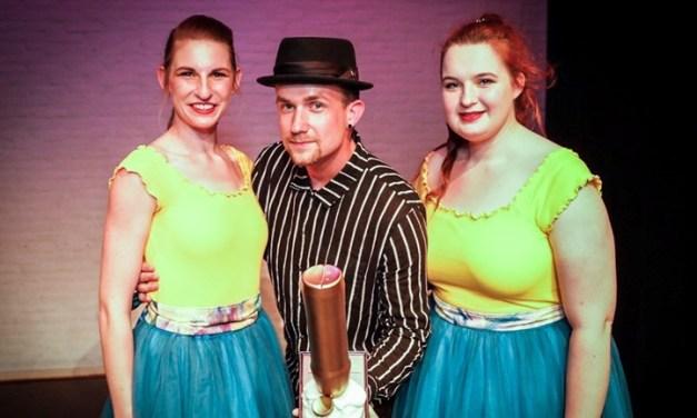 Illusionist Wins Delft Fringe Festival