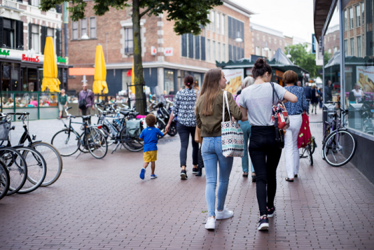 The Hague Enters Running for 'Cleanest Shopping Street' Title