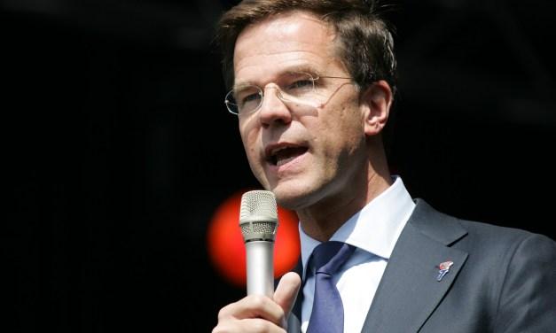 Rutte: Still No Clear Path on Top EU Jobs