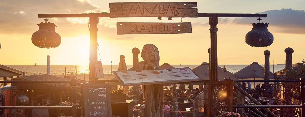 Enjoy your own stretch of sand at Zanzibar Beachclub