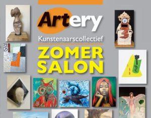 Artery Zomer Salon @ Korte Vijverberg 2, Den Haag (directly across from the Mauritshuis)