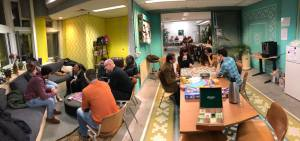 Dutch Language Cafe