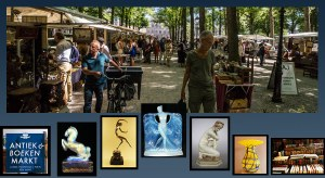 Antique and Book Markets on Lange Voorhout