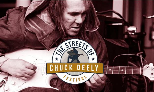 'Streets of Chuck Deeley' Announces First Winner of Festival Award