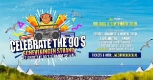 Strandfestival: Celebrate the 90s