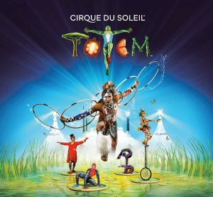 Cirque Du Soleil: Totem @ Malieveld, The Hague