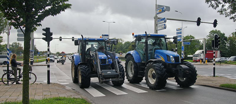 New Protest Info Ahead of Second Farmer Rally