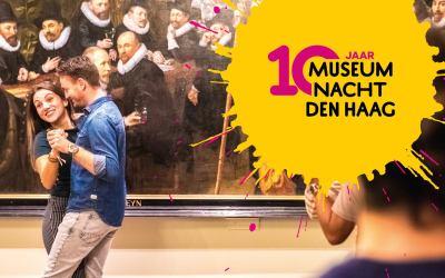 Museumnacht 2019: Ten Year Anniversary!