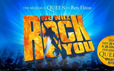 We Will Rock You @ World Forum