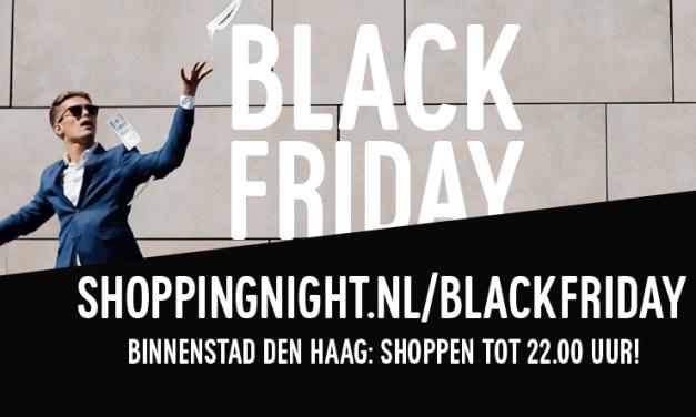 ShoppingNight The Hague: Black Friday