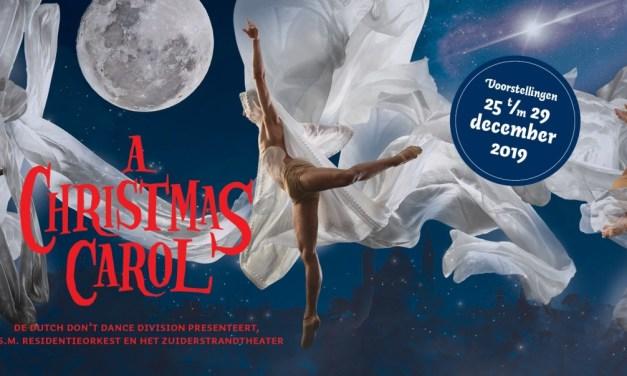 A Christmas Carol: De Dutch Don't Dance Division